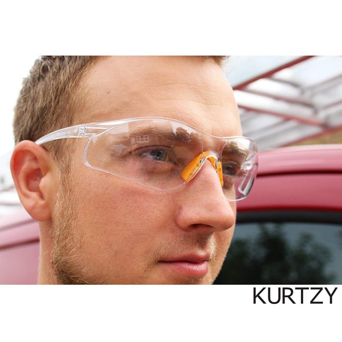 Les lunettes de protection ou lunettes de sécurité, sont des accessoires  indispensables pour toute personne travaillant dans le BTP, le secteur de  la chimie ... ebbcfc68242a